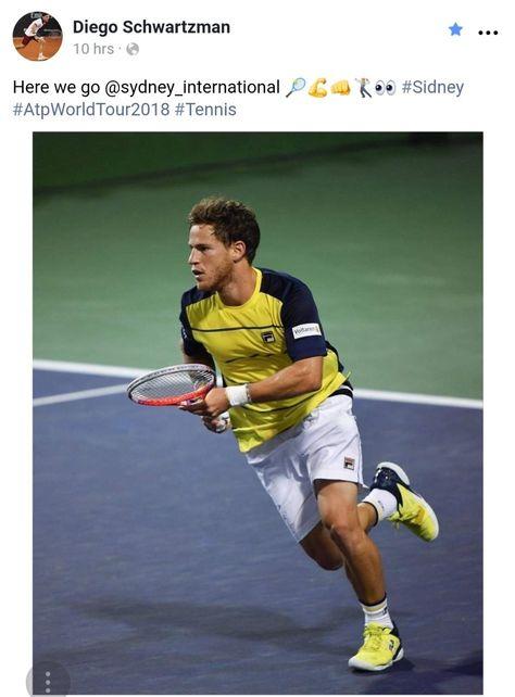 100 Best Diego Schwartzman Images In 2020 Diego Tennis Atp Tennis