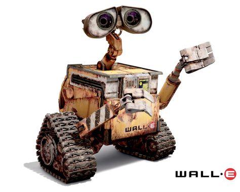Wall E Wall E Dessin Anime Pixar