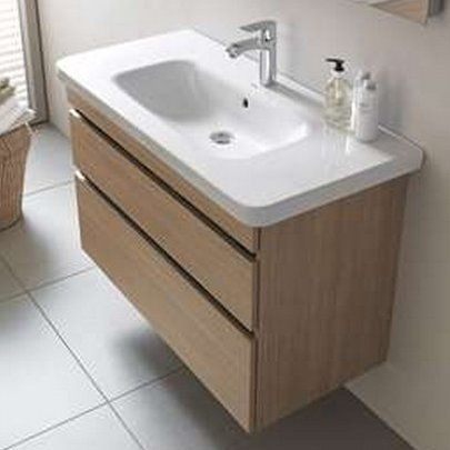 Durastyle 26 Wall Mounted Single Bathroom Vanity Traditionelle