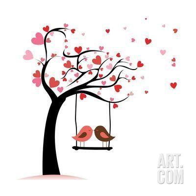 Love Art Print by LADISENO at Art.com
