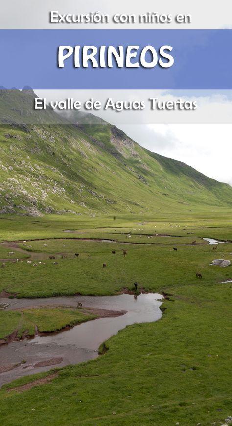 Excursión Con Niños Al Valle De Aguas Tuertas Wildkids Lugares De España España Turismo Viajar Por España