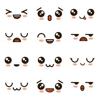 Image Result For Animated Mouth Drawing Cute Kawaii Drawings