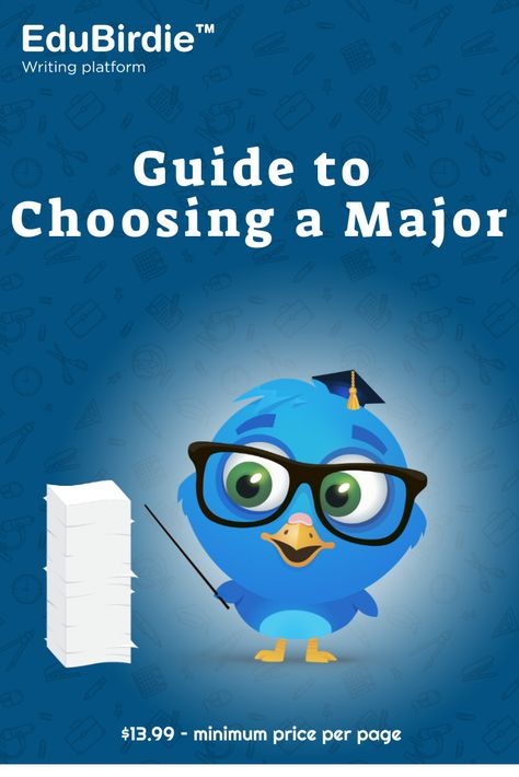 Guide to Choosing a Major