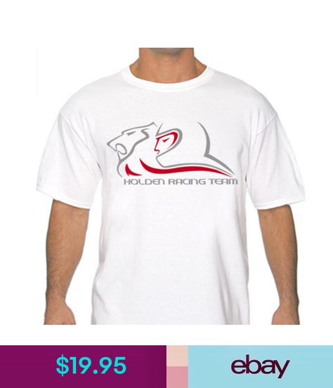 Holden Racing Team T Shirt White or Gray S to 3XL v8 supercars
