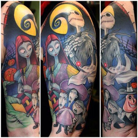 Aaron Peters Tattoo