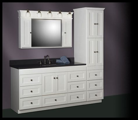 Plumbing Parts Plus Cabinets Plumbing Parts Plus Bathroom Linen Tower Beautiful Bathroom Vanity Modern Bathroom Vanity