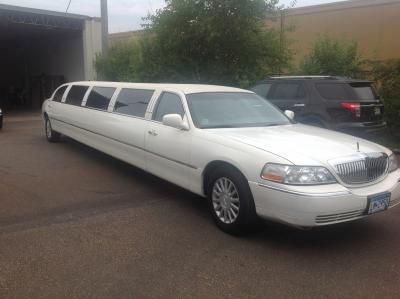 Used 2003 Lincoln Town Car Stretch Limo Destiny Minneapolis