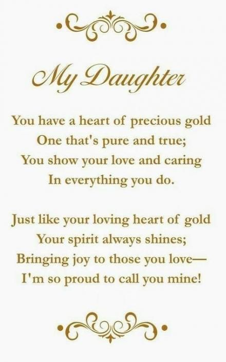 Pin On Birthday Quotes For Daughter