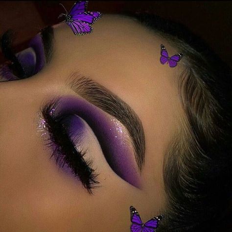 60 Amazing Makeup Trends You Need To Try No. 32 Summer Makeup Looks Amazing Makeup Trends Cute Makeup Looks, Makeup Eye Looks, Eye Makeup Art, Colorful Eye Makeup, Pretty Makeup, Skin Makeup, Eyeshadow Makeup, Amazing Makeup, Eyeshadows