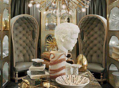 Great chairs, Kelly Wearstler