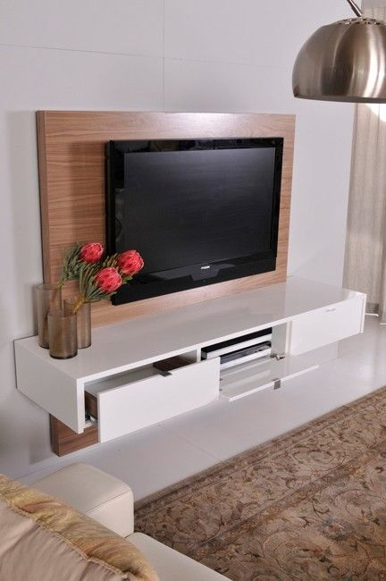 Karan Jangid Lcdunit Side View: 35 Unique Tv Mounting Ideas For Living Room
