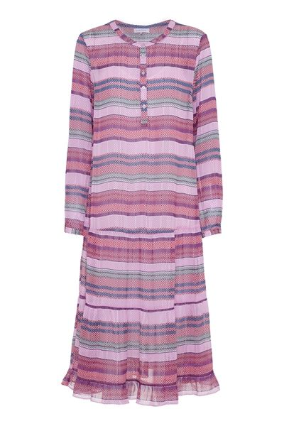 75fd31d1 Continue - Kjole - Flora - Pink Stripe i 2019 | 2019 | Jeans, Pink ...