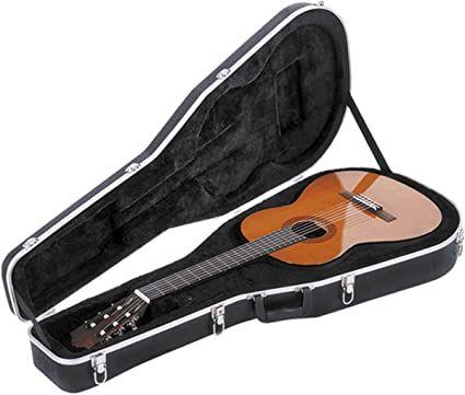 Gator Guitar Cases Best Molded Flight Guitar Cases With Lock In 2020 Guitar Case Acoustic Guitar Classical Guitar