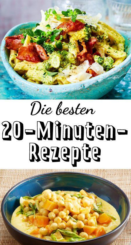 20 Minuten Turbo Kuche Ruck Zuck Zubereitet Lecker Rezepte Lecker Kochrezepte