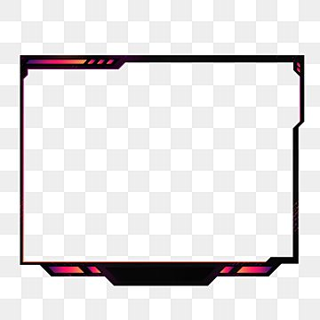 Twitch Overlay Template 1920x1080