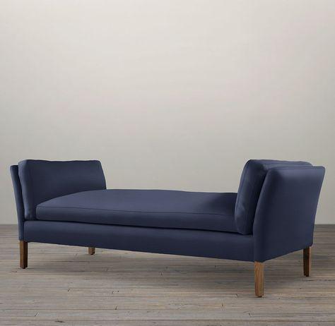 Sorensen Bench | Take a seat | Upholstered bench, Living room bench ...