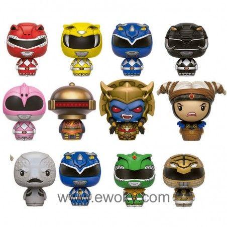Figura Pint Size Power Rangers 4 92 Power Rangers Figuras