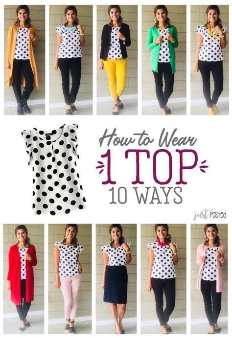 One Top, Ten Ways – Just Posted
