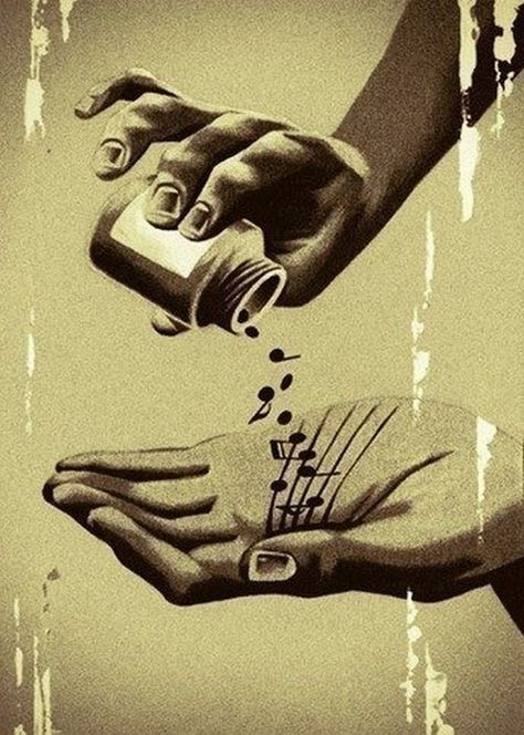Musik ist die beste Medizin...