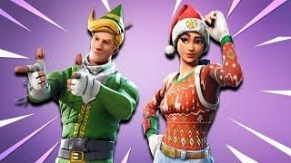Christmas Skins.Christmas Skins Returning In Fortnite In 2019 Epic Games