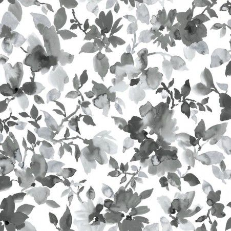 Watercolor Floral Peel And Stick Wallpaper Peel And Stick Wallpaper Wallpaper Peelable Wallpaper