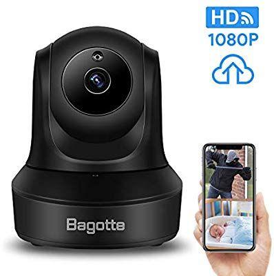 Indoor Wireless 1080P Full HD WiFi Cloud Storage IP Camera Surveillance Camera