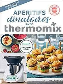 Amazon Fr Aperitifs Dinatoires Avec Thermomix Isabelle