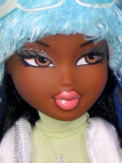 Image Result For Sasha Bratz Doll Black Bratz Doll Bratz Doll Bratz Doll Makeup