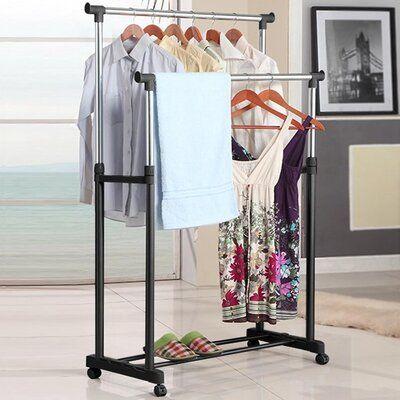 33 best clothes hanger rack ideas in