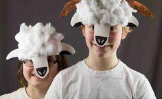 Photo of Masken basteln für Kinder – 22 Ideen und Vorlagen zum Ausdrucken