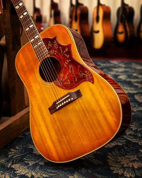 Gibson Hummingbird 1966 Gibson Acoustic Gibson Guitar