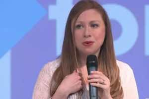 Dear Penn State students, you can have a brief personal chat with Chelsea Clinton for just $2,700.00