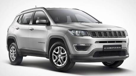 Jeep Compass Gets A New Sports Plus Variant At 15 99 Lakh Jeep