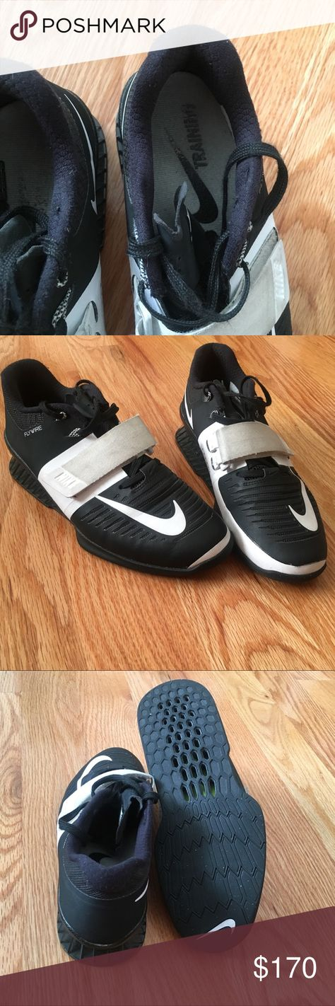 Like new Nike Romaleos 3 size 7.5 Like