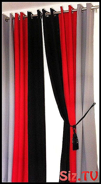 Trendy Bedroom Curtains Red Gray Ideas Trendy Bedroom Curtains Red