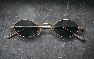 Vintage Retro Runde Sonnenbrille Damen Herren John Lennon Brille 90er 90s 90er 90s Runde Sonnenbrille Damen Runde Sonnenbrille Sonnenbrille Damen