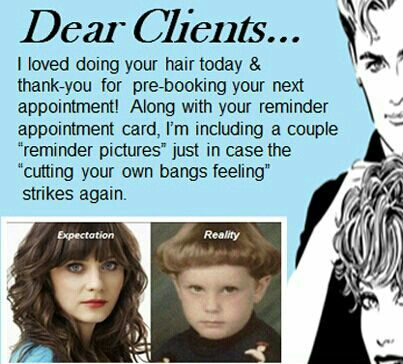 Salon Humor Beauty Pinterest Salons And