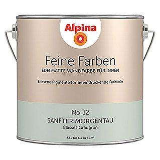 Alpina Feine Farben Sanfter Morgentau 2 5 L No 12 Blasses