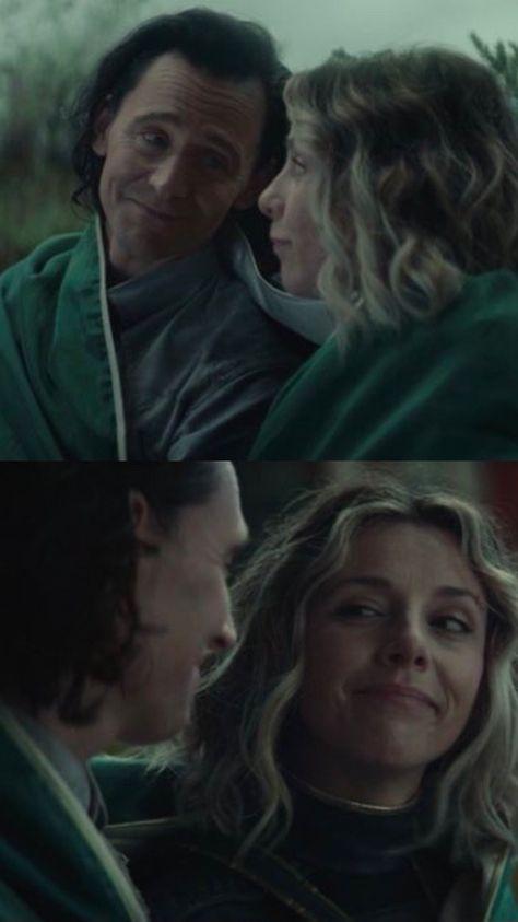 Loki and Sylvie - episode 5
