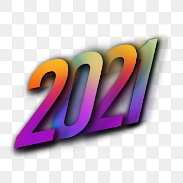 Simple 3d Text Effect 2021 With Color Gradient 2021 Eve Cube Png Transparent Clipart Image And Psd File For Free Download 3d Text Effect Text Effects Happy New Year Text