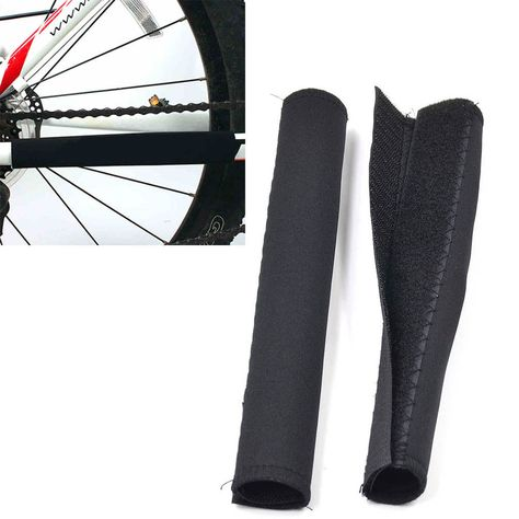 New Bicycle Mountain Bike Frame Chain Protector Protect Mat Guard Pad Cycling 1x