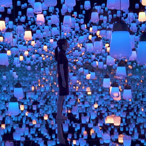 teamLab Exhibition | Mori Building