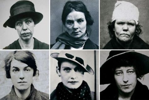 The women who made their living as petty criminals in the Victorian