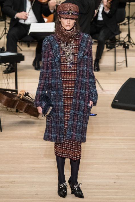 Chanel Métiers d'Art collection, 2017-2018