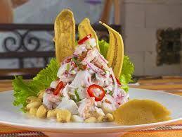 Resultado De Imagen Para Comida Peruana Receta De Ceviche Ceviche De Corvina Comida Tipica Peruana