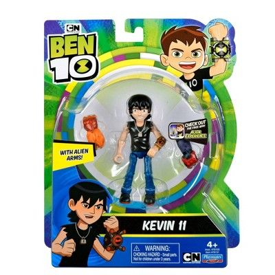 Ben 10 Action Figures-KEVIN 11
