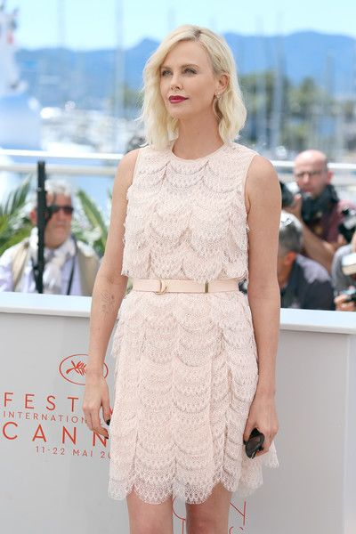 """Charlize Theron Photos - Charlize Theron attends """"The Last Face"""" Photocall during the 69th annual Cannes Film Festival at the Palais des Festivals on May 20, 2016 in Cannes, France. - 'The Last Face' Photocall - The 69th Annual Cannes Film Festival"""