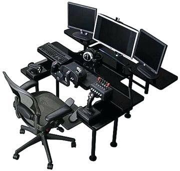 Fauteuil Bureau Gamer Fauteuil Bureau Gamer Chaise De Bureau Pour Enfant Cardagram Gaming Schreibtisch Schreibtisch Setup Computertisch
