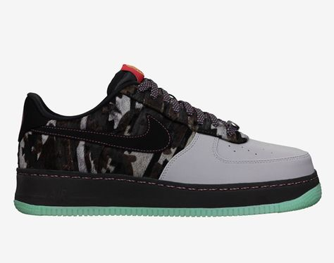 free shipping a39ff 34885 Nike Air Force 1 Premium Year of the Horse   Available