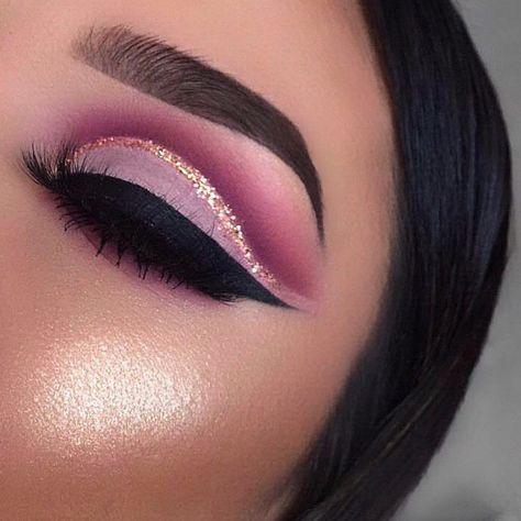 """Daily Makeup Pics And Videos💋 on Instagram: """"Beautiful😍 @lupe_mua -  #beautiful #beauty #beautyguru #makeupartist #mua #makeuplover #makeupaddict #makeupoftheday #makeuplooks…"""""""